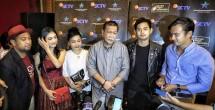 "Deddy Mizwar bersama Para Pemain Sinema ""Lubang Tikus"" (foto : ist)"