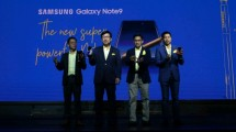 Samsung Resmi Luncurkan Galaxy Note9