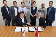 Hasnur Jaya Internasional dan Itochu teken kontrak batu bara
