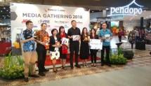Media Gathering Kawan Lama Group di Alam Sutera, Jumat (24/8/2019) (Dok: INDUSTRY.co.id)