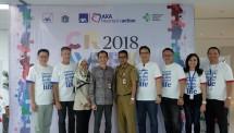AXA Indonesia Ajak 1.000 Karyawan Bangun Kampung Cerdik