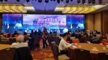 Bersama Badan Koordinasi Penanaman Modal (BKPM), PT Kawasan Industri Jababeka Tbk (KIJA) ambil bagian dalam acara 'Indonesia Invesment Day' yang digelar di Orchid Ballroom Marina Bay Sand Convention Center Singapura untuk menarik investor luar negeri