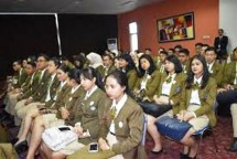 Mahasiswa NHI Bandung (Foto Dok Industry.co.id)