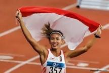 Emilia Nova atlet putri lari gawang 100 meter (Foto Jawapos)