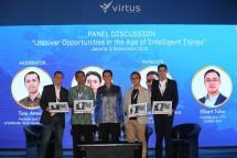Virtus Showcase 2018 bahas Intelligent Things bersama ratusan pelaku industri