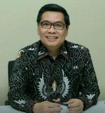 Ketua Umum Himpunan Kawasan Industri (HKI) Sanny Iskandar