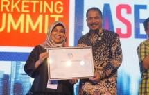 Direktur Niaga Domestik Garuda Indonesia Nina Sulistyowati (Foto Dok Industry.co.id)