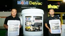 Mobil LubricantsLuncurkan Mobil Delvac 1