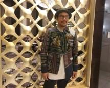 Penyanyi Asal Sumatera Utara, Sammy Simorangkir (Foto: Ridwan/Industry.co.id)