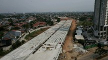Pembangunan Tol Jorr 2