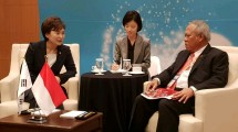 Menteri PUPR Basuki Hadimuljono hadiri 1st ASEAN - Republic of Korea Infrastructure Ministers' Meeting