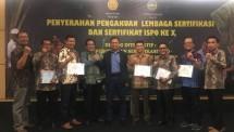 Grup Astra Agro Kembali Raih ISPO (Foto Herlambang)
