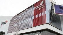 Gedung Telkom (Foto: Ist)