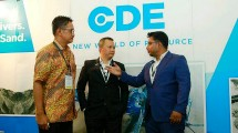 Press conference CDE Product information di JIExpo Kemayoran