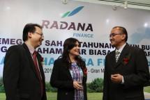 Direksi Radana Bhaskara Finance