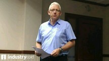 Presiden Direktur PT SPV, Christian Oberleitner (Hariyanto/INDUSTRY.co.id)