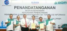 BGR Jalin Kerjasama dengan AirNav Indonesia