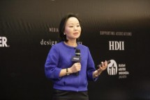 Angel Yang, President of KOHLER Kitchen and Bath Asia Pacific. (FotoDok Industry.co.id)