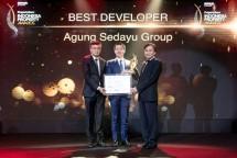 Agung Sedayu Group kembali menjadi yang teratas dalam ajang PropertyGuru Indonesia Property Awards