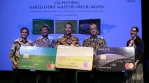 Bank Bukopin Luncurkan Kartu Debit Mastercard