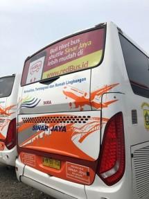 PO Bus Sinar Jaya (Foto Dok Industry.co.id)