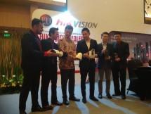 PT Pasifik Teknologi Indonesia CCTV Hikvision kembali memperkenalkan teknologi terbarunya yaitu Turbo HD 5.0. Teknologi ini memiliki dua kelebihan yaitu : Colorvu dan Acusense, yang lebih baik dari teknologi pendahulunya.