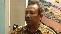 Direktur Jenderal Bina Marga Kementerian PUPR Sugiyartanto