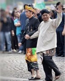 Presiden Jokowi dan Ketum Gerindra Prabowo Subianto (Foto Dok Industry.co.id)