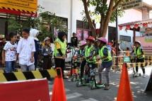 Astra Ajak Masyarakat Semarang untuk Aman Berlalu Lintas
