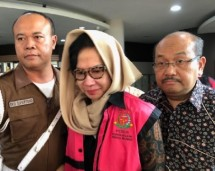 Karen Galaila Agustiawan Mantan Dirut Pertamina (Foto Dok Alinea)