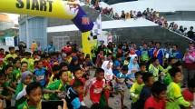 Bekasi Industrial Tourism Saring Bibit Pelari Muda Masa Depan
