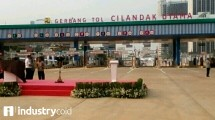 Tol Desari (Hariyanto/INDUSTRY.co.id)
