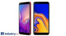Samsung Galaxy J6+ dan J4+