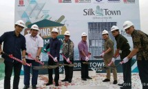 Topping Off Tower Alexandria Silk Town