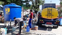Penyediaan air bersih Kementerian PUPR