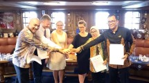 DKB Jajaki Kerjasama Dengan Representasi Galangan Kapal dan Kemaritiman Negara Polandia