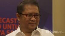 Menteri Komunikasi dan Informatika Rudiantara. (Hariyanto/ INDUSTRY.co.id)