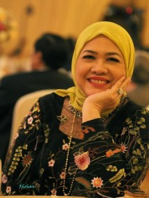 Mona Surya, chairperson IPOC 2018 (Foto Dok Industry.co.id)