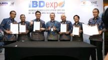 PT. Dok dan Perkapalan Kodja Bahari Tandatangi MoU Perkuat Sinergi Bisnis Antar BUMN