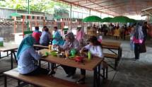 PT Jakarta Industrial Estate Pulogadung (JIEP) bangun Khasanah Food untuk menata PKL agar naik Kelas (Foto: INDUSTRY.co.id)