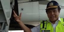 Agus Santoso , Komisaris Utama Garuda Indonesia (Foto Dok Industry.co,id)