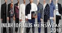 Karya Finalis Lomba Perancang Mode Kategori Busana Pria
