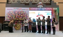 Pembukaan Event Senior Citizen Expo
