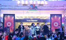 Summarecon Mal Bekasi menghadirkan event The Downtown Walk Festival bertajuk Flashback Saturday