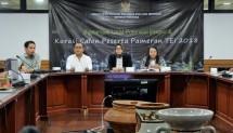 Kementerian Koperasi dan UKM memberikan fasilitasi kepada 18 KUKM potensial ekspor dengan total stand seluas 162 m2 untuk berpartisipasi dalam Trade Ekspor Indonesia (TEI) 2018 yang akan berlangsung 24-28 Oktober di ICE BSD Tangerang.