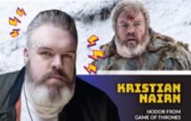 Kristian Nairn Pemeran 'Hodor' dalam serial permainan HBO, Game of Thrones akan hadir di ICC