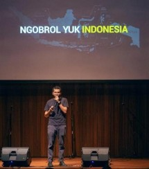 Mario Nicolas, VP Product and Business OY! Indonesia.(FotoDok Industry.co.id)