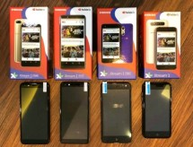 Lima Smartphone Evercoss