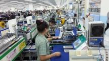 Ilustrasi Pabrik Elektronik