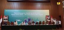 Kementerian PUPR Serah Terima Hibah Aset Senilai Rp 1,86 Triliun